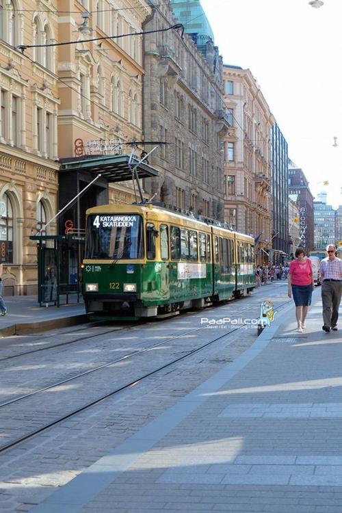 เดินทางไกลครั้งแรกสู่เมืองเฮลซินกิ ฟินแลนด์