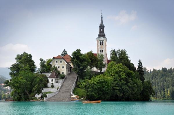 เกาะ Bled, ประเทศสโลวีเนีย