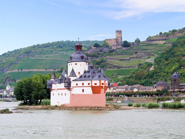 เกาะ Pfalz, ประเทศเยอรมนี