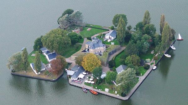 เกาะ Wilhelmstein, ประเทศเยอรมนี