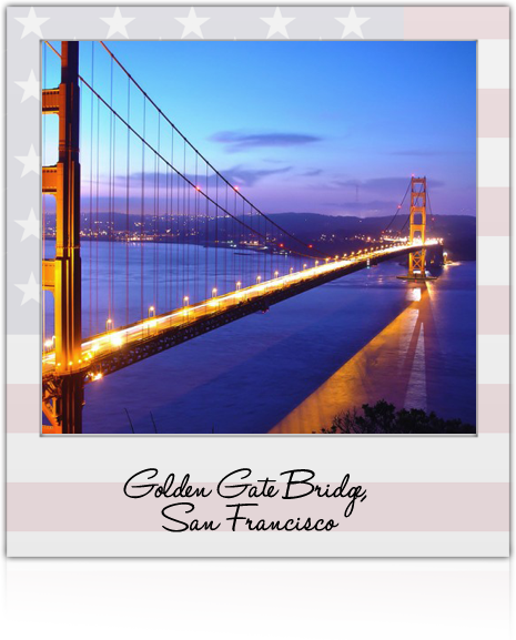 3 Golden Gate Bridge
