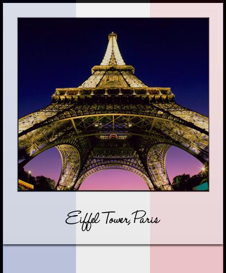 4 Eiffel Tower