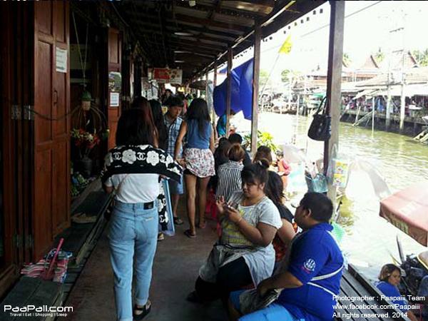 ตลาดน้ำอัมพวา (1)