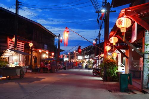 ชุมชนเมืองเก่าลันตา
