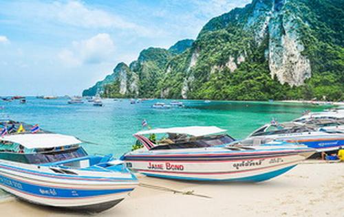 หมู่เกาะพีพี กระบี่
