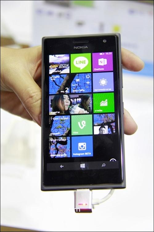 Nokia Lumia 730 Dual SIM ( โนเกีย Lumia 730 Dual SIM )