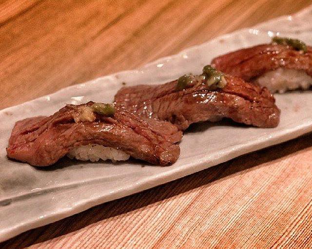 คอเนื้อ-Sushi Shin(ซูชิชิน)