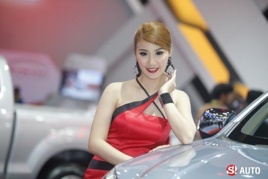 พริตตี้ Motor Expo 2014 (4)