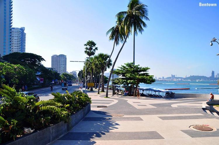 ถนนเลียบหาดพัทยา  (3)