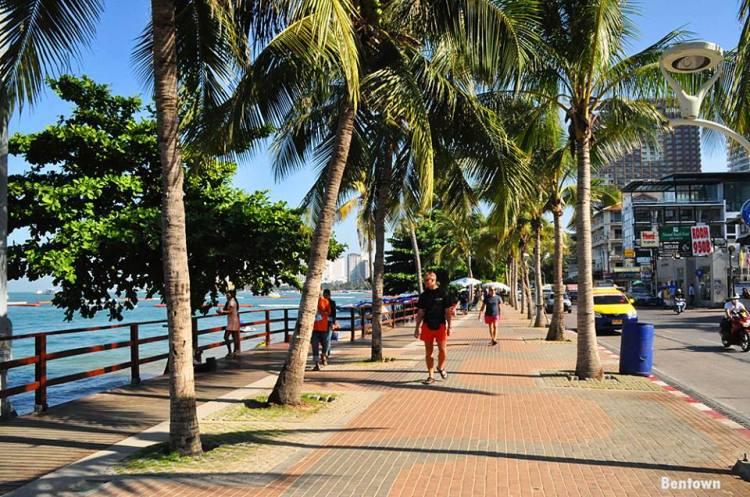 ถนนเลียบหาดพัทยา  (4)