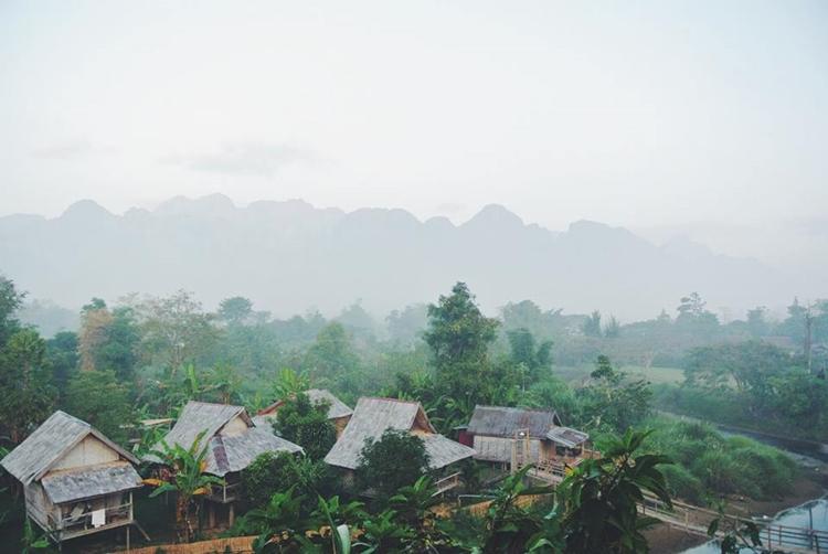 5 days Backpack Laos l Vangvieng Vientiene (15)