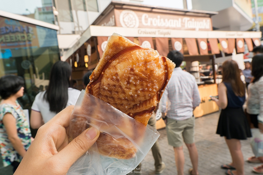 Croissant Taiyaki12