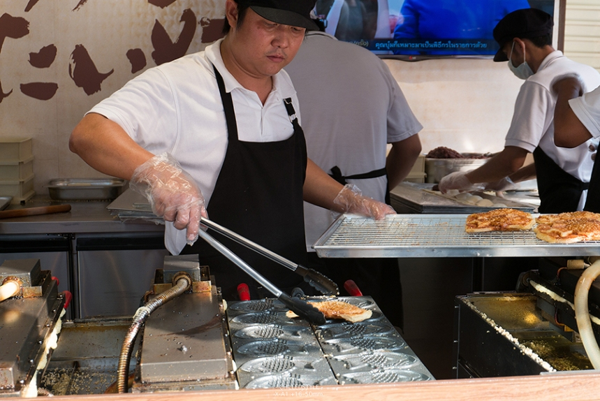 Croissant Taiyaki5