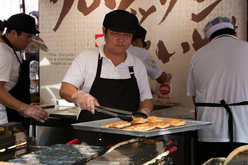 Croissant Taiyaki7
