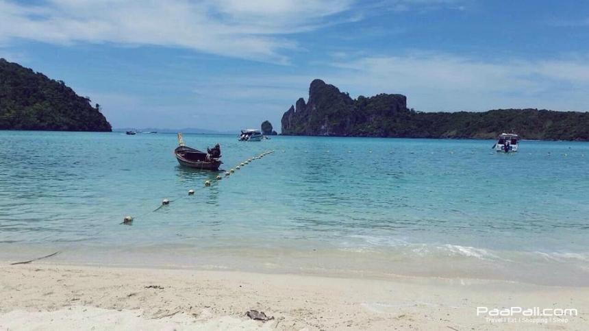 เกาะพีพี-ชมอ่าวโละดาลัม
